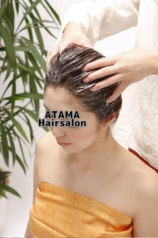 タニヤATAMAサロンのヘッドスパイメージ
